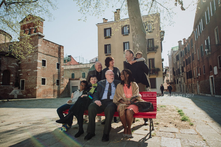 Elegant Family Portraits Venice