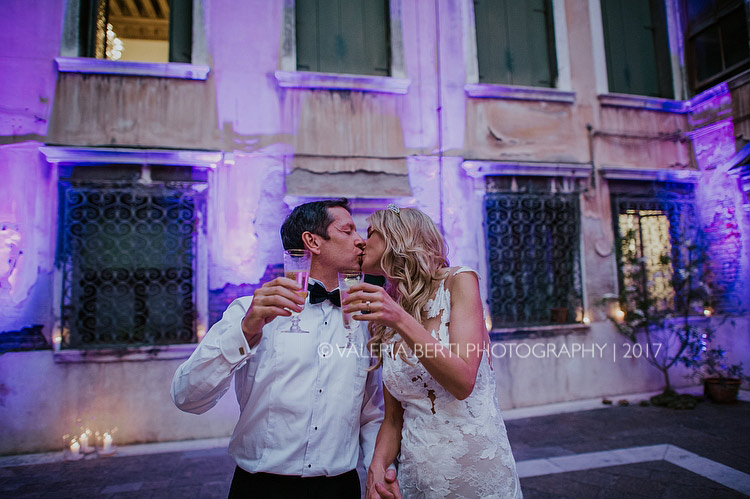 A Luxury English Wedding In Venice
