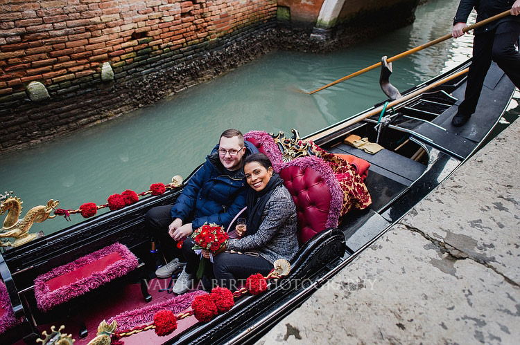 Proposing In Venice Wedding Proposal Photography