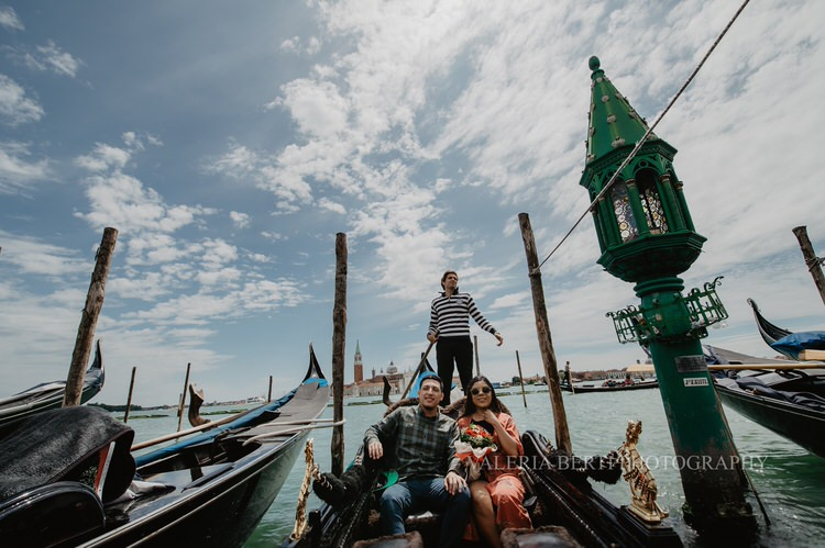 Wedding Proposal in Venice – Louis and Dulce