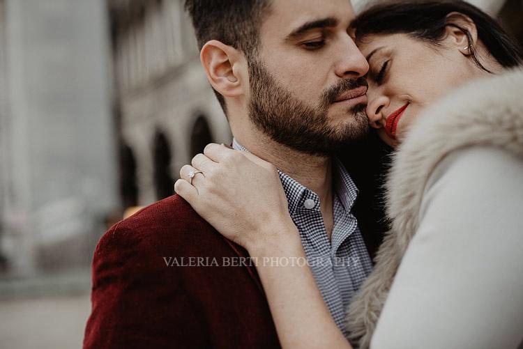 A Springtime Wedding Proposal In Venice