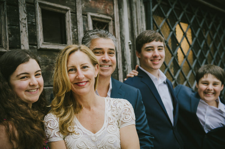 Venice Family Portraits Photographer Winter Shooting