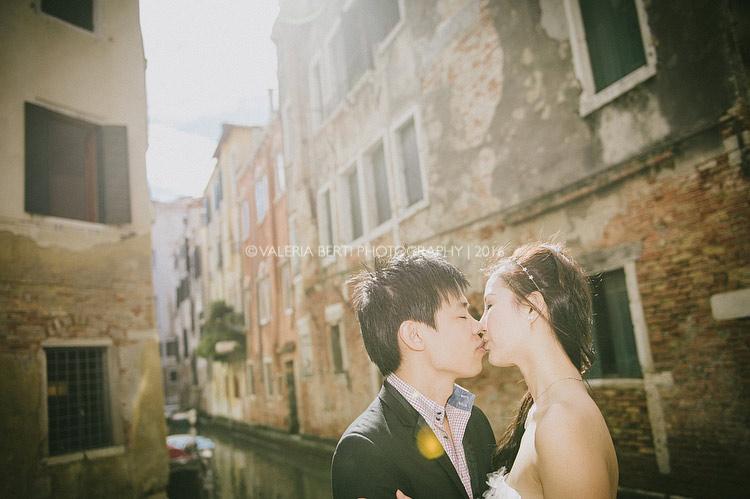 Destination Wedding Photographer Venice Tay and Rui Tan