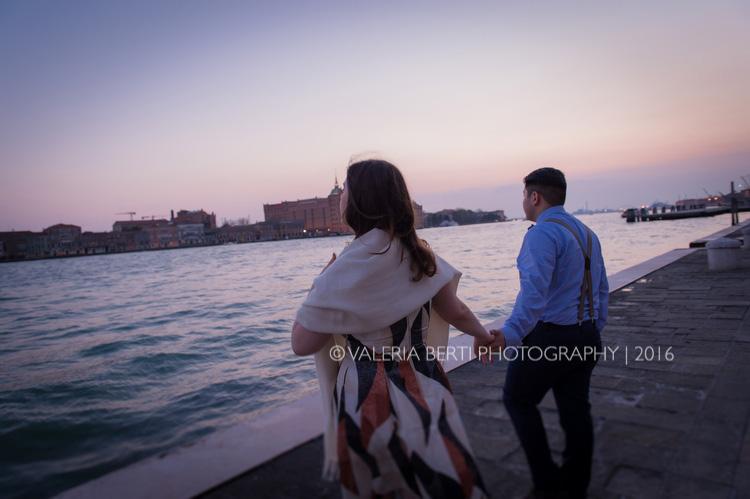 Surprise Wedding Proposal in Venice Engagement