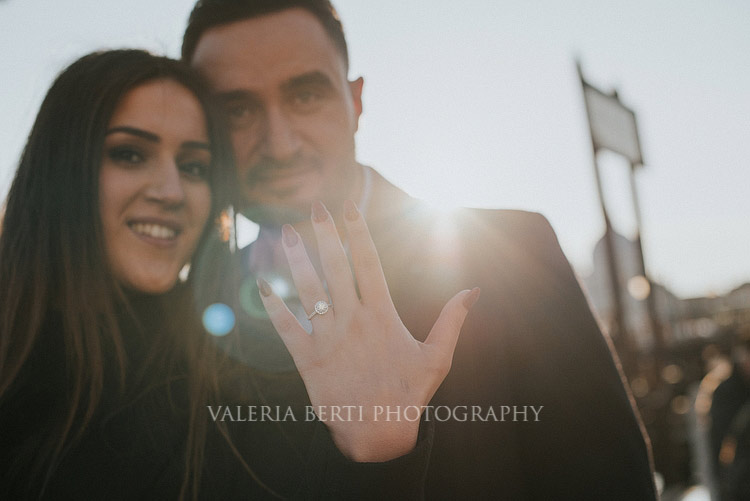 A wonderful Surprise Marriage Proposal Venice