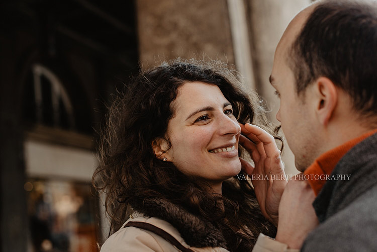 Surprise Wedding Proposal Venice With High Water