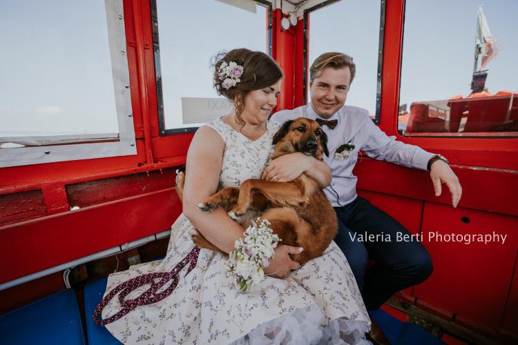 Intimate Wedding Chioggia and Pellestrina